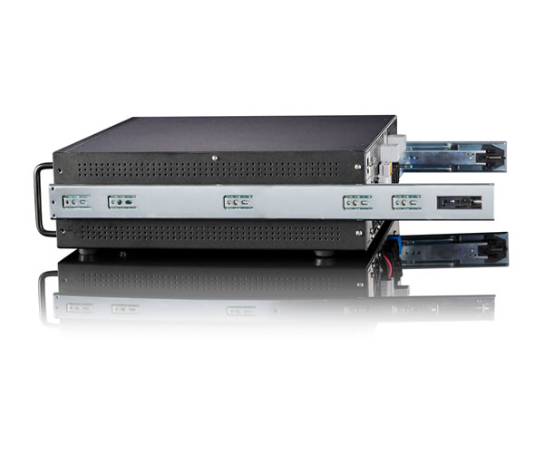 Trilho rack 3U NHS 600x500